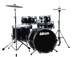 ddrum D1 Junior Drum Set 5pc