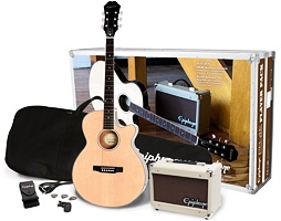 Epiphone PR-4E Acoustic Player Pack