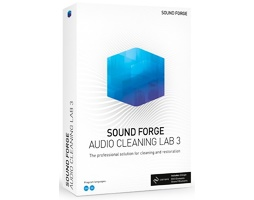 Magix Sound Forge AUDIO CLEANING LAB 3
