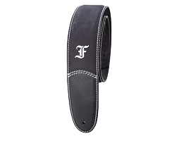 Furch Leather Strap Black