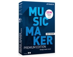 Magix Music Maker Premium Edition 2021