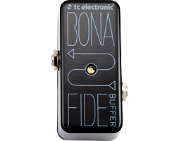TC Electronic Bonafide Buffer
