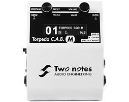 Two Notes Torpedo C.A.B. M+ Speaker Sim