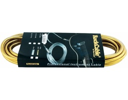 Rockcable by Warwick RCL 30206 D6 GOLD