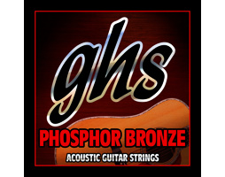 GHS Acoustic Phosphor Bronze