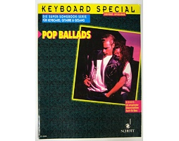 Keyboard Special - Pop Ballads