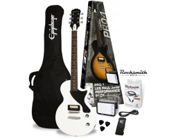 Epiphone PRO-1 Les Paul Junior Performance Pack Rocksmith