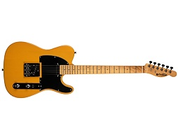 Prodipe Guitars TC80 MA Butterscotch