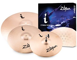 Zildjian Series Essentials Plus Cymbal Pack
