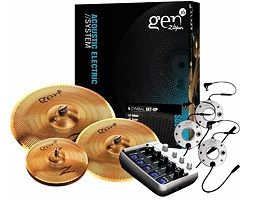 Zildjian Gen16 Buffed Bronze 13/16/18 Ds Box Set