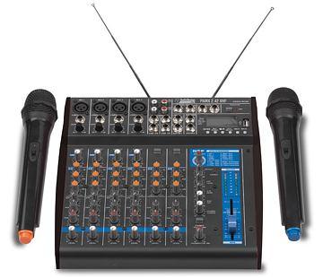 AudioDesign PAMX 2.42 VHF